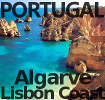 Portugal, Algarve, Lisbon Coast