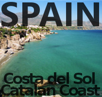Spain, Costa del Sol, Catalan Coast