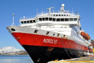 Hurtigrunen Ship MS Nordlys